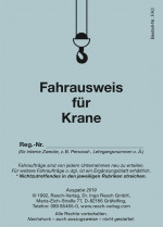 Ausweis-Krane